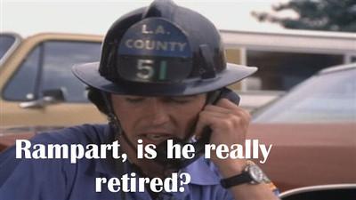 Sgt. Rick Dorland Retirement
