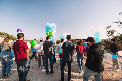 Balloons for Nick