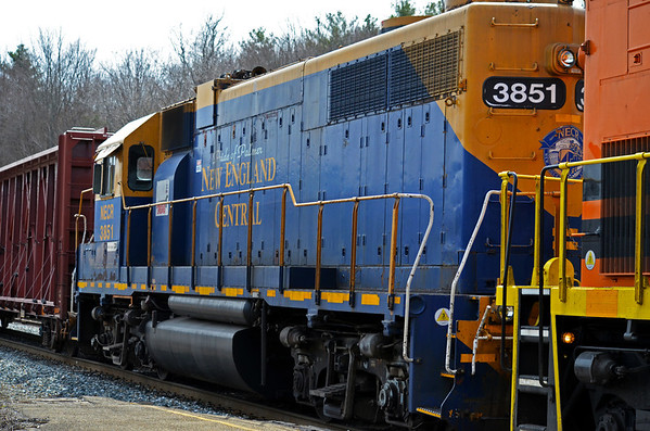 New England Central Railroad