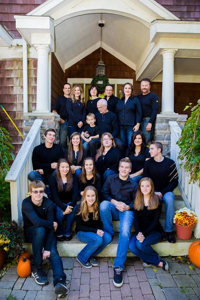 Grondin Family 2014