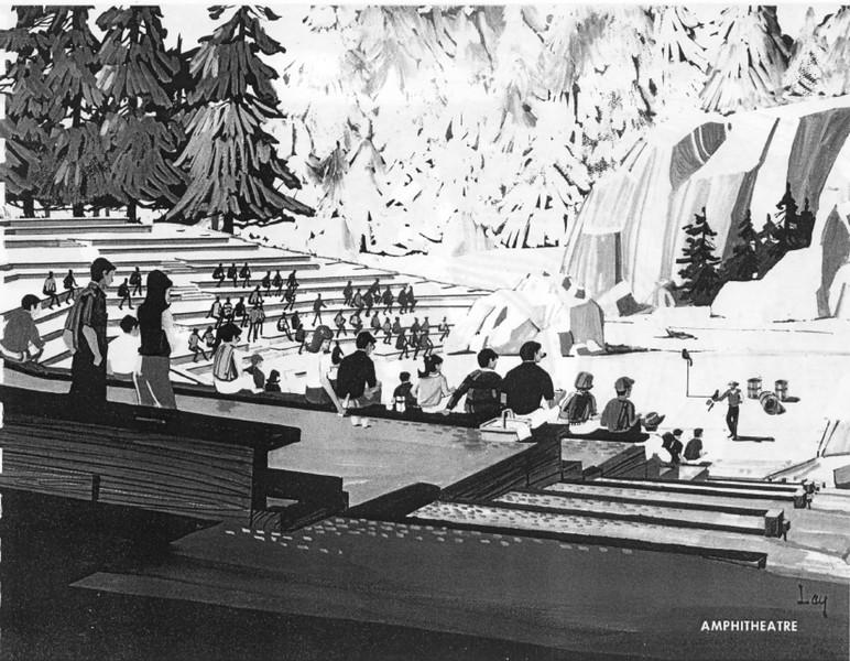 1971, Amphitheatre