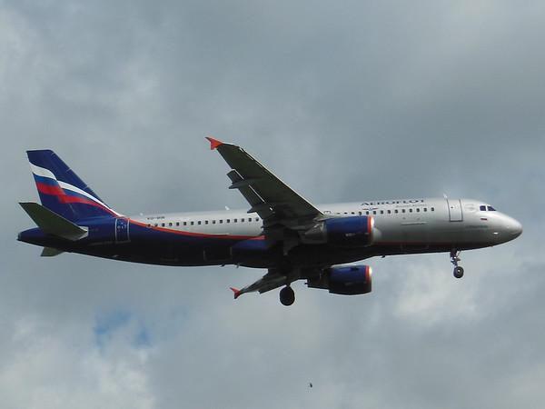 Aeroflot (SU)