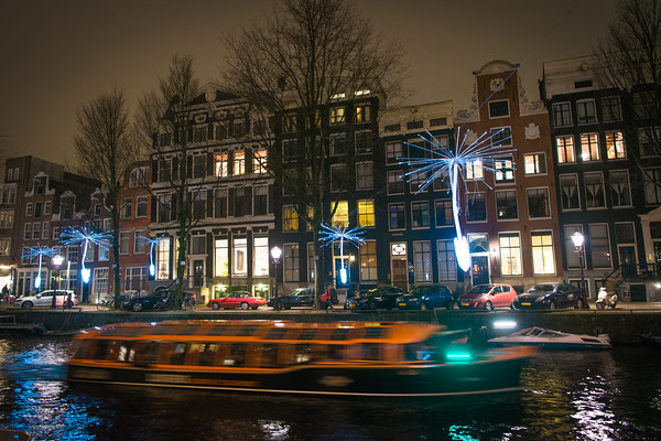 Amsterdam Light Festival [2018]