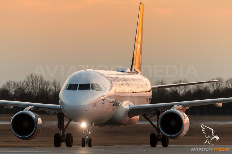 Lufthansa / Airbus A319-112 / D-AIBJ / Star Alliance Livery