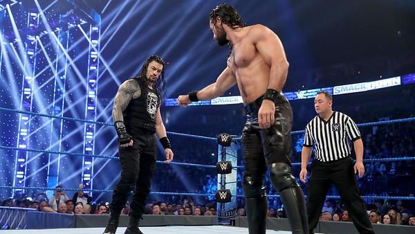 Roman Reigns - Digitals / Smackdown Oct 11, 2019