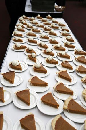 Turkey Day Community Dinner 2015