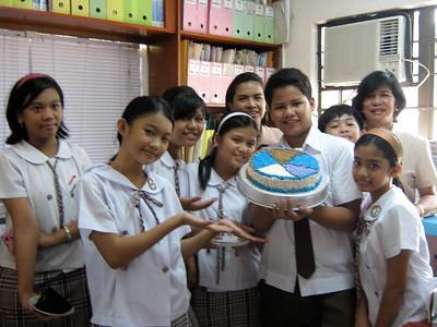 TLE Cake Baking 2008