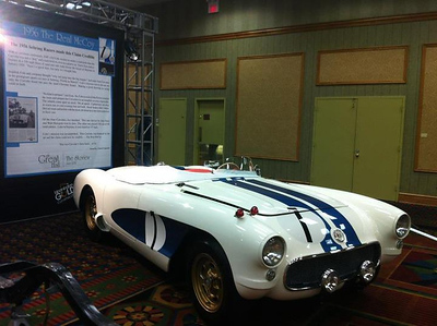 A Virtual Display of Sebring Corvettes (1956-2012)