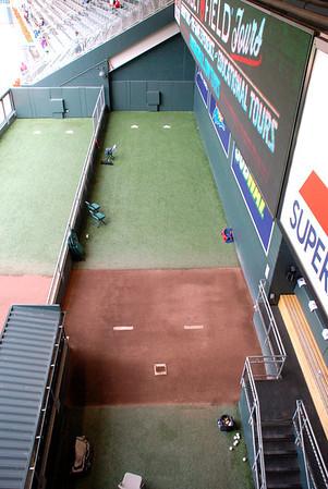 2012 08 15: Twins v Tigers, Target Field, Minneapolis