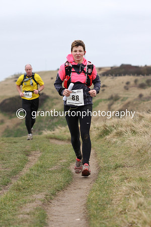Saxon Shore Ultra-Trails - White Cliffs Endurance Run 50