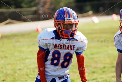 Westlake Bulldogs vs Laplata 80lbs 11-15-08