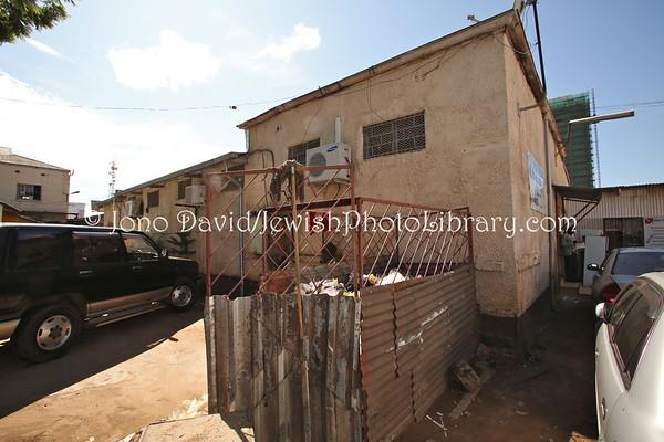 ZAMBIA, Lusaka. Sam Fischer House (former) (2.2013)