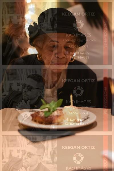 Carmen's 89th Birthday