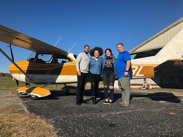 2018-11-21 Eagle Flight