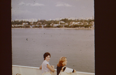 Our 1st Cruise---1980