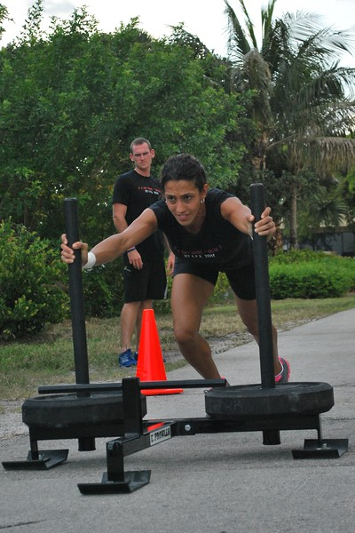 CrossFit Games Team Shots