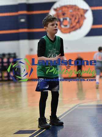 Delmar Youth League Basketball 02/03/18