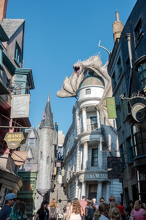 Day 5: Universal's Harry Potter World