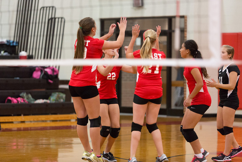 Coppell East 8th Girls 19 Sept 2013 10.jpg