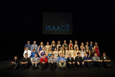 The Isaacs 2014