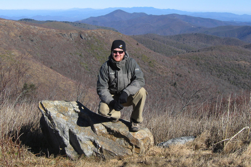 Art Loeb Trail -- 6,214'