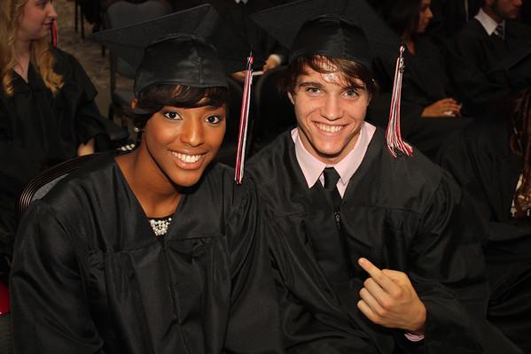 2013 Legacy High School Graduation