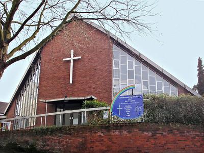 John Bunyan Baptist Church, Crowell Road, Cowley, Oxford, OX4 3LN