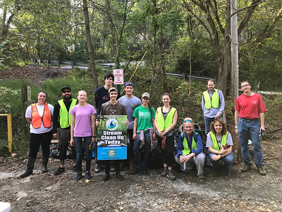 10.8.18 Alberton Cleanup with Energetics