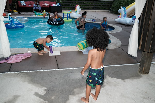 2020/5/25 PAPA Pool Party