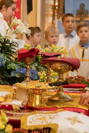 Holy Saturday Vesperal Liturgy 2019