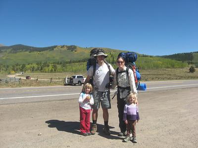 Backpack Kenosha Pass Sept 2012
