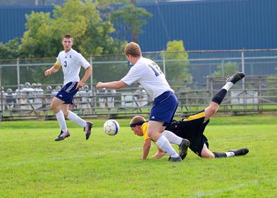 2011-09-21 Varsity vs South Alleg Away
