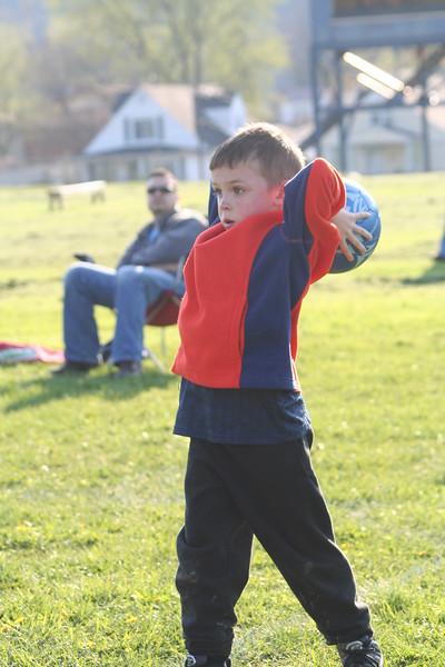 Riverside Soccer Practice - 4/13/07