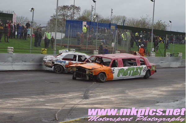 Unlimited Bangers Tim Day Memorial