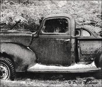 Dead Cars & Trucks