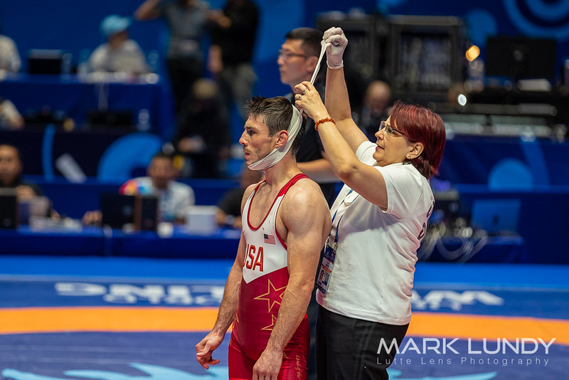 Champ. Round 3: Lenur Temirov (Ukraine) over Ildar Hafizov (United States)  •  Dec 8-2 - 2019 World Championships