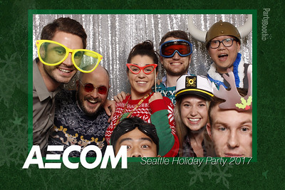 December 14, 2017 - AECOM Winter Party