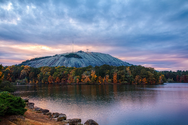 Stone Mountain Fall 2018