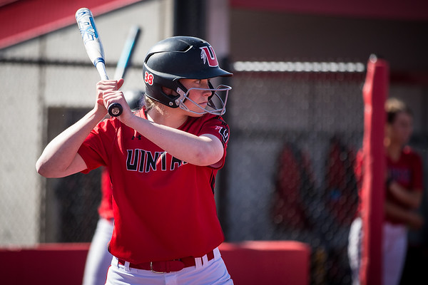 Softball: Uintah vs Lehi April 23, 2019