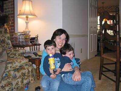 Me & Poppop 2006