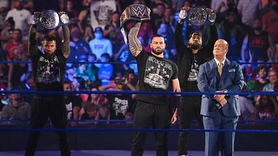 Roman Reigns - Digitals / Smackdown Aug. 27, 2021