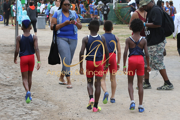 2017 AAU Jr Olympics_4x100m Relay