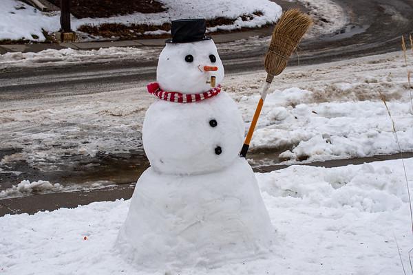 1-13-21 Darcy's Snowman #2