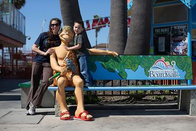 Santa Cruz Beach Boardwalk 2014