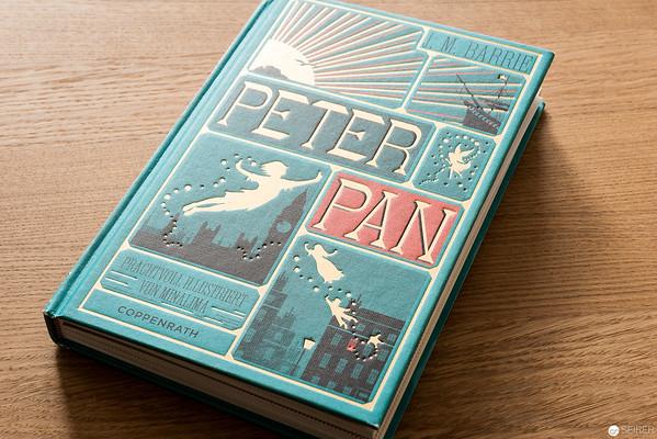2017-03-14 Peter Pan Buch
