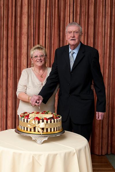 Peter and Pauline's 50th Aniversary