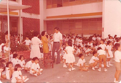 1977 1978 Sports day
