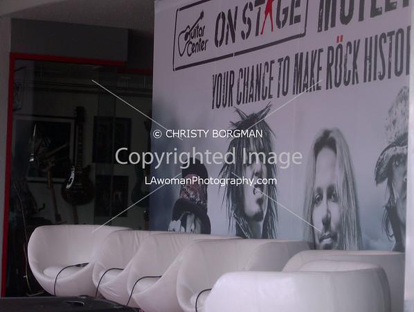 Motley Crue Guitar Center Press Conference