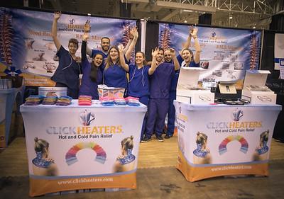 Click Heaters at IX Ceneter Cleveland