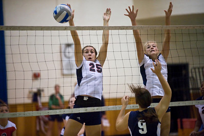 Central Catholic vball v. Dracut